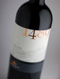 1489 – Wine & Spirit Design Awards 2008 Silver Medal #taninotanino #vinosmaximum