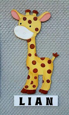 Giraffe, Dinosaur Stuffed Animal, Angeles, Cookies, Toys, Ideas, Wood, Bebe, Animaux
