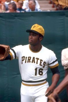Al Oliver - Pittsburgh Pirates