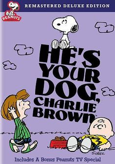 Peanuts-Hes Your Dog Charlie Brown (Dvd/Deluxe Edition/Eco)