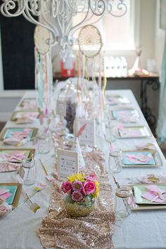 Tribal Princess Birthday Party via Kara's Party Ideas | KarasPartyIdeas.com (39)