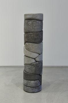 Damián Ortega | 'Extracción 1', pigmented concrete