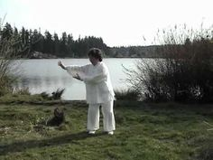 Tai Chi Qigong (Shibashi) Part 1. - 18 Movements (18 mins.) - YouTube