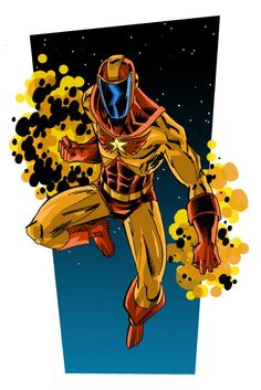 wildfire legion of superheroes - Google Search