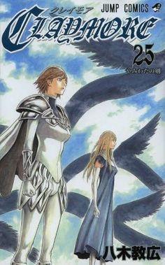 Claymore Manga Complete Set vol.1 ~ vol.25 Shueisha