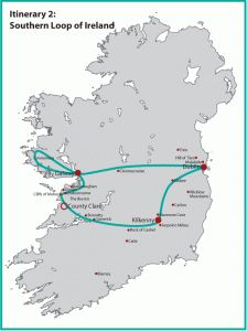 Submitted by Wendy If you are just starting to plan your first trip to Ireland, it can be overwhelming to come up with an itinerary. The questions of where to go and how long to stay can leave you buried in a pile of travel books and internet links. If this sounds like the beginning …