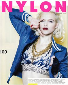Such a great 90's inspired editorial including Erickson Beamon in November's @Nylon Magazine issue!