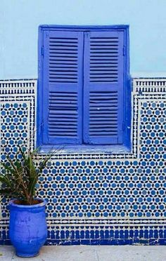 Moroccan Tiles = Beauty