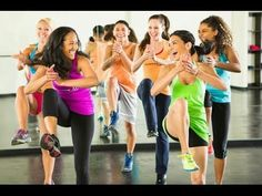 Dance Workout For Beginners: Fun Fat Burning For Tone Tummy