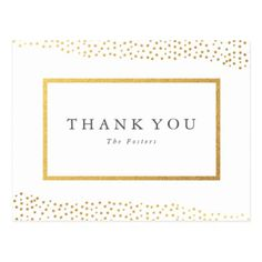 Postcard Thank You Cards Wedding