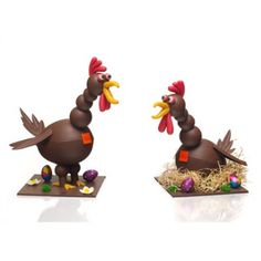 Crazy chickens by Arnaud Larher
