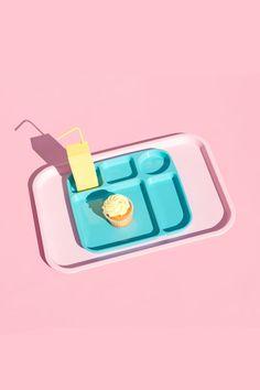 Cupcake for One /Violet Tinder Studios
