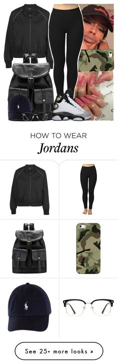 """"""""""" by msixo on Polyvore featuring Ivy Park, Casetify, Retrò and GlassesUSA"""