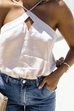 52 How To Wear To Inspire Everyone #whiteshirts  #perfectwhiteshirt  #blouse  #francouzskámóda