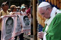#Ayotzinapa: Con o sin reunión con el Papa seguiremos adelante/Comentario de La Voz del Anáhuac