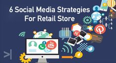 Here is 6 social media strategies for retail store by best digital marketing company why SDLC Infotech is best digital marketing company for retail business Marketing Topics, Social Media Marketing Companies, Best Digital Marketing Company, Digital Marketing Services, Design Studio, Competitor Analysis, Pune, Retail, Platform