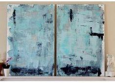 EL JARDIN DE LOS SUEÑOS: DIY pintura abstracta