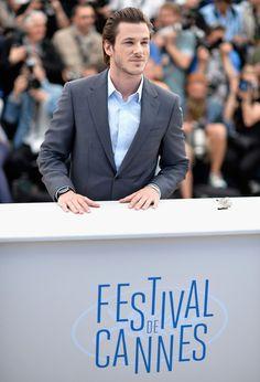 "Gaspard Ulliel - ""Saint Laurent"" Photocall - The 67th Annual Cannes Film Festival"