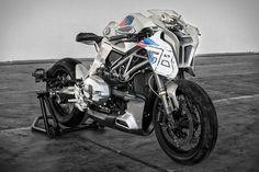 BMW x Blechmann R nineT Motorcycle