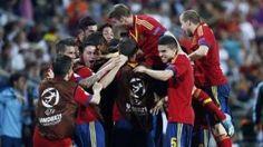 Hasil Pertandingan Spanyol vs Belanda Piala Eropa U-21 – Agenbola855.com - Spanyol U-21 berhasil membantai Belanda 3-0. Hasil pertandingan Kamis dinihari 13 Juni 2013 itu membawa Spanyol memuncaki klasemen akhir Grup B Piala Eropa U-21 2013.