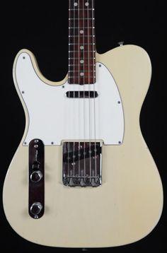 Left Handed 1967 Fender Telecaster