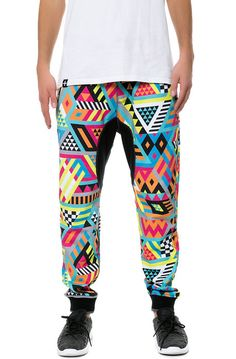 The Tribal Jogger Pants in Multi by Allston Outfitter
