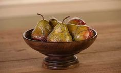 Watch Us Make the Pear Centerpiece!