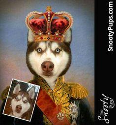 #beautiful! #doglover #custompetportrait #etsyseller #interiordesign #bestgiftever #petart #huskie #birthdaygift