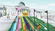 Visionary Crazy Golf in Trafalgar Square project video thumbnail