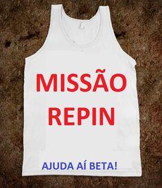 #missão repin