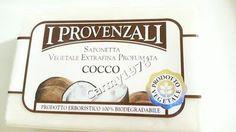I Provenzali: Saponetta vegetale extrafine profumata al cocco