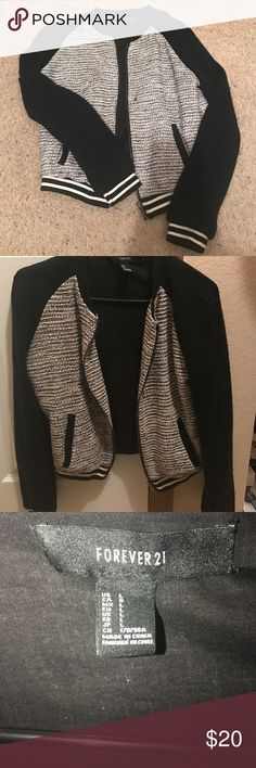 Spotted while shopping on Poshmark: Forever 21 jacket! #poshmark #fashion #shopping #style #Forever 21 #Jackets & Blazers