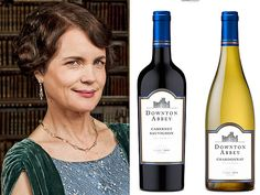 The Countess of Grantham Collection features a Chardonnay and a Cabernet Sauvignon.