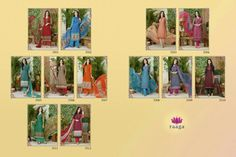 Hello Sir,Mam, 1640+shipping  Catalog Name:- Raaga Shipra Catalog type:- Semi Stitch Suit  Reseller  welcome  Call or whtsapp us on +919898221286  Singel available   Ask us for full catalogue  Email :Zalaexports@gmail.com