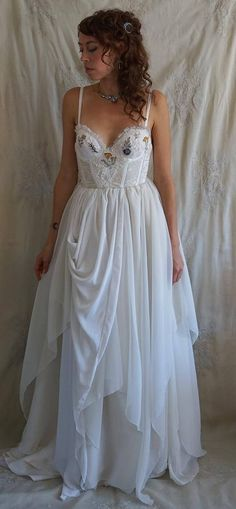 Fairy Tale Gown by Fable Dresses