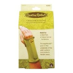 Creative Comfort Crafter`s Glove $15.00