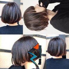 Pin on short bob haircuts with bangs Pin on short bob haircuts with bangs Wavy Bob Haircuts, Bob Haircut With Bangs, Short Hair With Bangs, Short Bob Hairstyles, Hairstyles With Bangs, Short Hair Styles, Bangs Hairstyle, Hairstyle Ideas, Choppy Hair