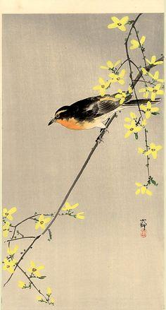 小原 古邨 (Ohara Koson)의 작품 - 3 中 2 Eagle under Snow Egret on Snowy Tree Egrets in Snow. Japanese Artwork, Japanese Prints, Ohara Koson, Japanese Bird, Art Chinois, Japan Painting, Art Asiatique, Art Japonais, Japan Art