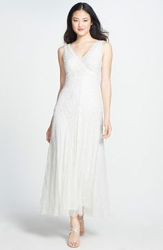 Pisarro Nights Embellished Mesh Gown is on sale now for - 25 % !  is on sale now for - 25 % !