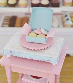Sweet Petite Pastel Cookies by SweetPetiteShoppe on Etsy, $9.00