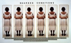 Lorna Simpson, Guarded Conditions