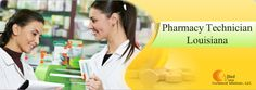 Lear #pharmacy #technician in Louisiana from Allied Prep technical Institute and get a better opportunity.