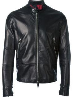 VALENTINO Leather Jacket. #valentino #cloth #jacket