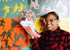 The journey of this Nike footwear designer shows how you can take your #dreams from design to action.