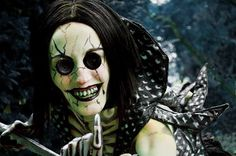 Other Mother cosplay from Coraline