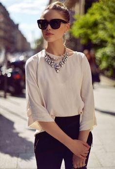 Audrey Hepburn inspo <3 smart casuals for women 26