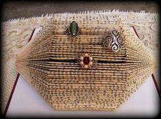 Book Jewelry Display