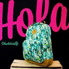 Bolsos, bolsos y más bolsos al estilo chucherías!!! ¿ Qué estás esperando? #fashion #nice #cool #chucheriascm #backpack
