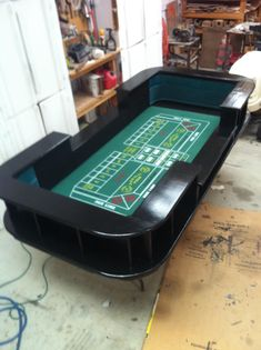 Pin By Coleman Summers On Garage In 2019 Table Games