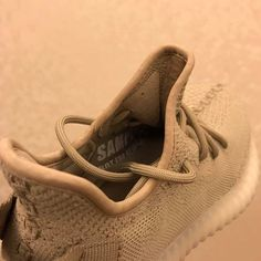 a4386d5c91d Earlier today we learned of a potential April release date for the Triple  White Yeezy Boost 350 It doesn t need to be said that an all-white pair of  Yeezy ...
